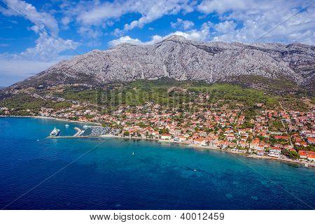 Peljesac peninsula, Croatia