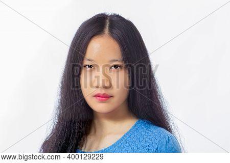 Teenage Asian High School Girl