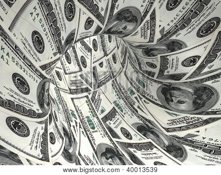 Dollar. 3d