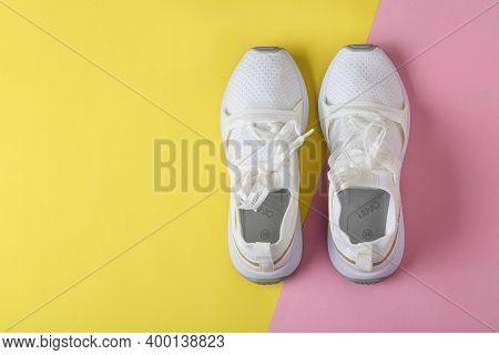 Jeddah Saudi Arabia December 19 2020: Liu.jo Shoes. Liu.jo , Multinational Company. Isolated On Yell