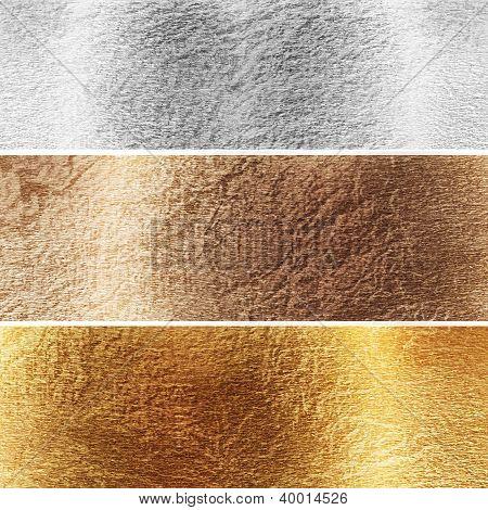 Aluminium, Brass And Copper Plates