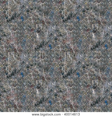 Seamless Background of Recycled Felt for Heat and Acoustical Sound Insulation