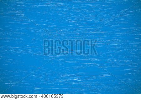 Dark Blue Paint, Abstract Drawing, Painted Texture, Pattern, Wall Design, Template Card, Canvas Back