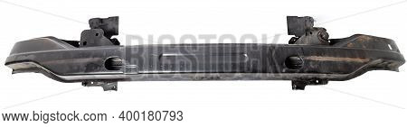 Iron Stiffener Reinforcement For The Rear Of The Car Black Body Spare Part Of The Strengthener Of Bu