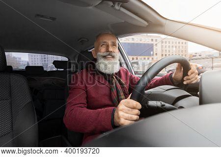 Handsome Elderly Grey Image Photo Free Trial Bigstock
