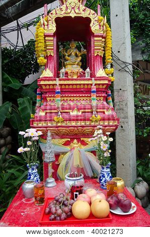 Spirit House, Thailand