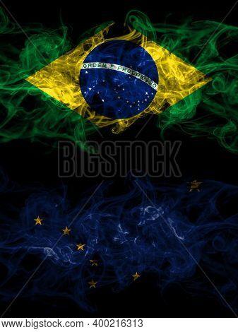 Brazil, Brazilian Vs United States Of America, America, Us, Usa, American, Alaska, Alaskan Smoky Mys