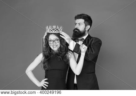 Achievement. Pride And Glory. Luxury Success Symbol. Party Night. Promotion And Reward. Prom Queen.