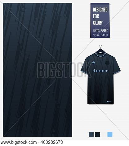Thunder Pattern On Black Gradient Background For Soccer Jersey, Football Kit, Bicycle, Racing, E-spo