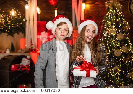 Joy And Noel. Family Celebrate Christmas. Best Friends Forever. Togetherness Concept. Festive Atmosp