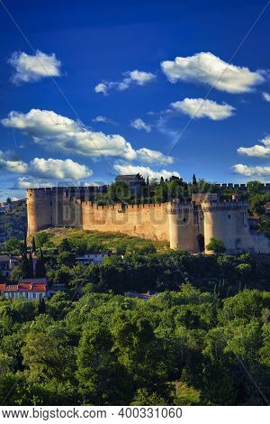 View At Fort Saint-andre In Avignon, France