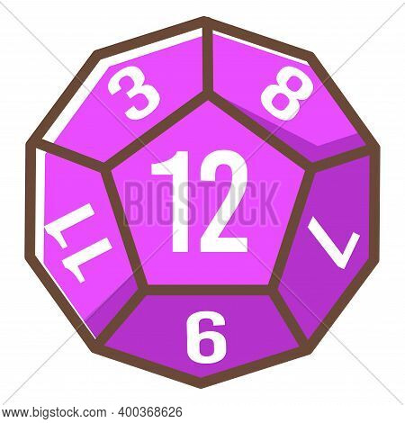 Board Game Hexagonal Dice, Role Play Competition