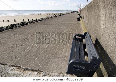 Youghal Beach Promenade