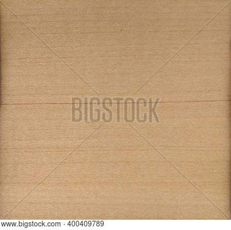 Natural Lime Quarter Cut Wood Texture Background. Lime Quarter Cut Veneer Surface For Interior And E