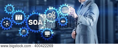 Soa. Service Oriented Architecture Under Principle Of Service Encapsulation.