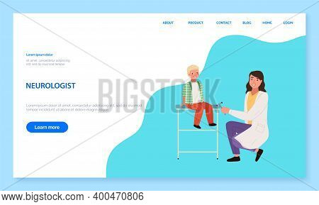 App For Communication With Healthcare Professionals. Website For Consultation With A Neurologist. Pr