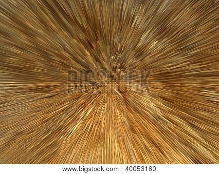 Brown sharp texture