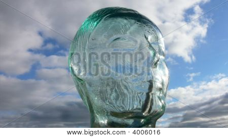 Glass Thoughts In Head