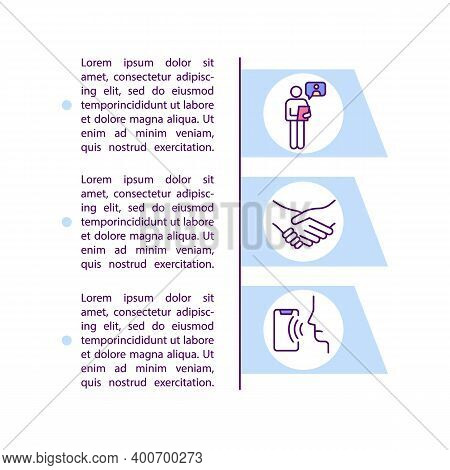 Participatory Ergonomic Approach Concept Icon With Text. Work Related Msds. Care About Employee. Ppt