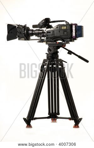 Professional Digital Video Camera.