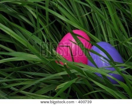 Two Semi-hidden Easter Eggs