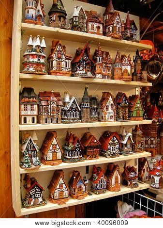 Miniature Houses of Prague