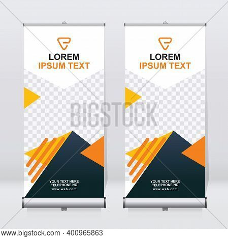 Roll Up Banner 705