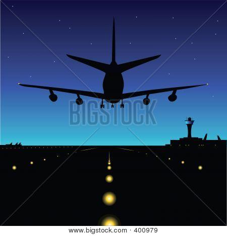 Midnight Landing