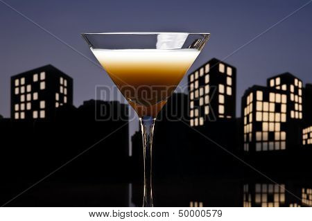 Metropolis Coffee Martini Cocktail