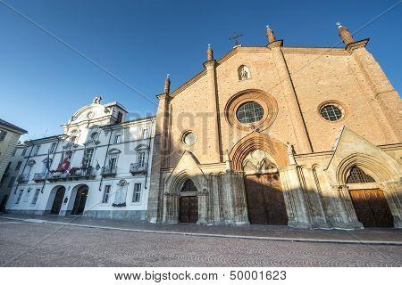 Asti, San Secondo Church