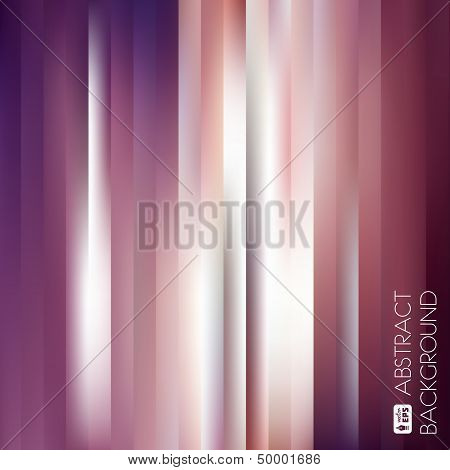 Violet Abstract Striped Background.