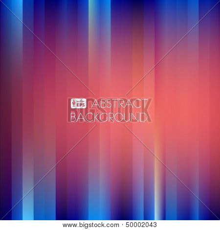Blue-Pink Abstract Striped Background.