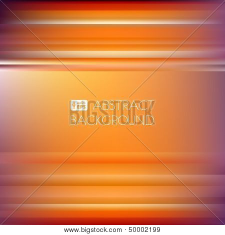 Red-Orange Abstract Striped Background.