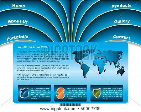 Palm Website Design