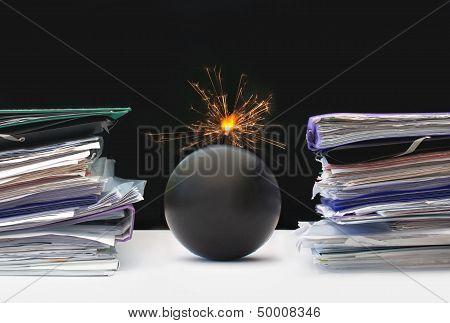 Paperwork Stress