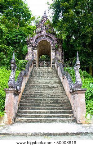 Stair Gate Entrance