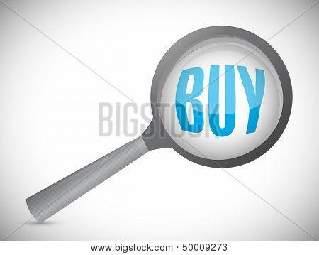 Buyer Review Concept Illustration Design