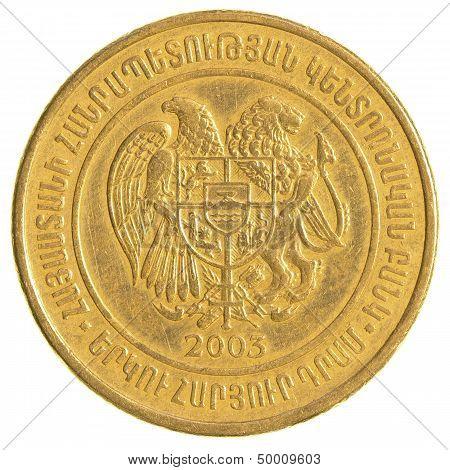 200 Armenian Dollars Coin