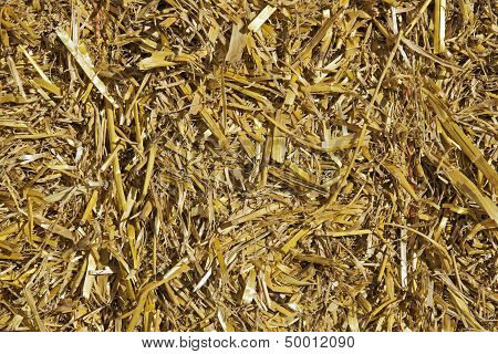 Compressed Straw  Suitable For Background