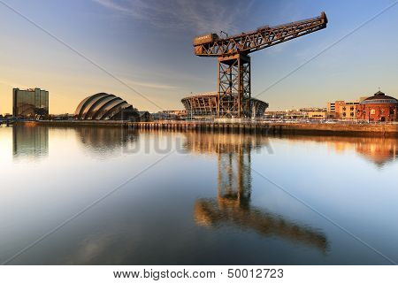 Clyde waterfront