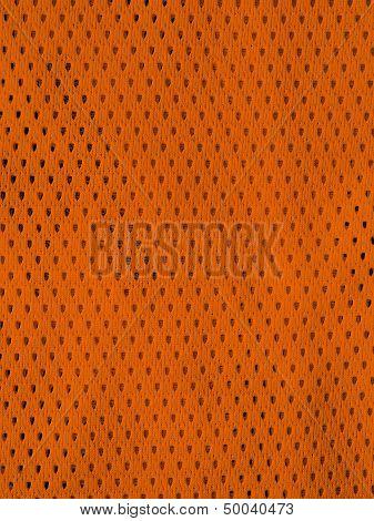 Orange Sports Jersey