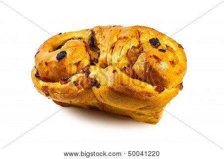Loft of pineapple sweet bread