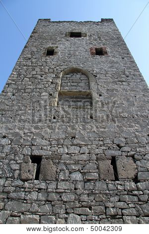 Wall Of Tower