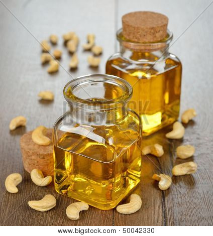 Oil From Cashew