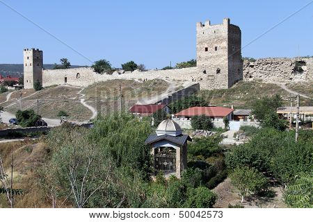Church And Fortress
