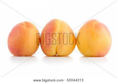 Three Sweet Peaches