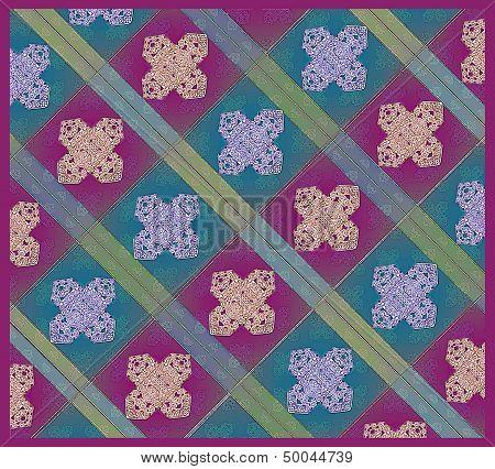Royal Ornament Background Pattern