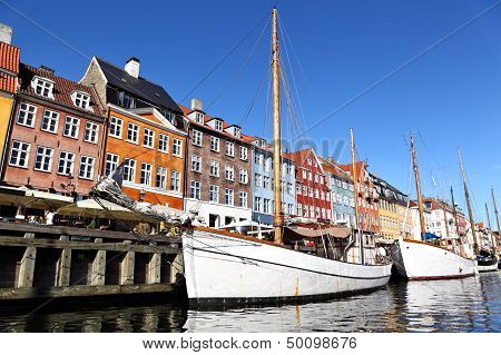 Nyhavn (New Harbor) Copenhagen