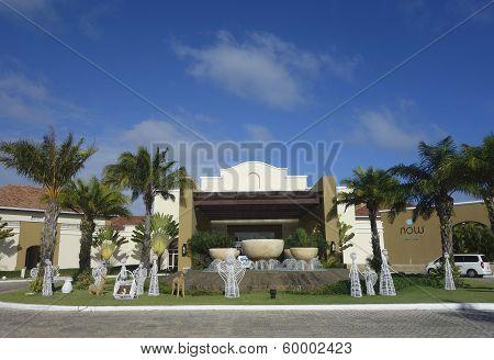 Now Larimar All-inclusive Hotel located at the Bavaro beach in Punta Cana, Dominican Republic