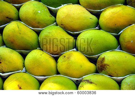 mangoesThe pattern